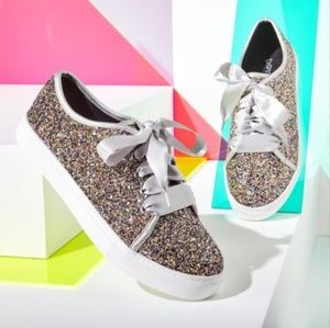 CLOSEOUT SALE!Dirty Laundry Josi Glitter Sneakers